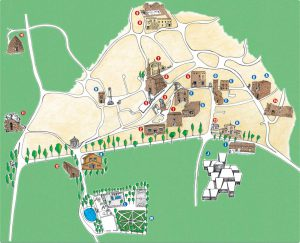 mapa interactivo fuendeverde