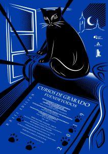 Nuevos cursos de grabado en Fuendetodos